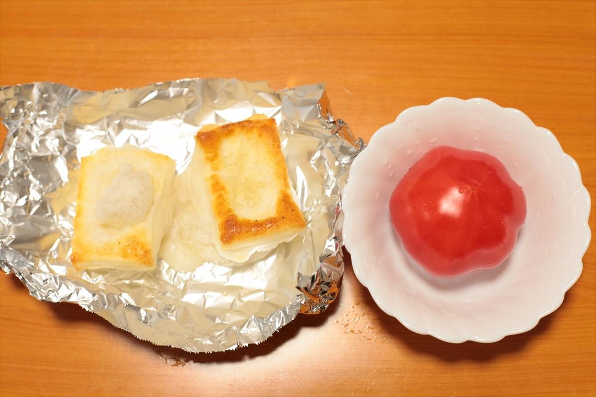 2020-03 餅&トマト
