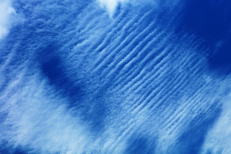 令和2年暫定1位の美形波状巻積雲