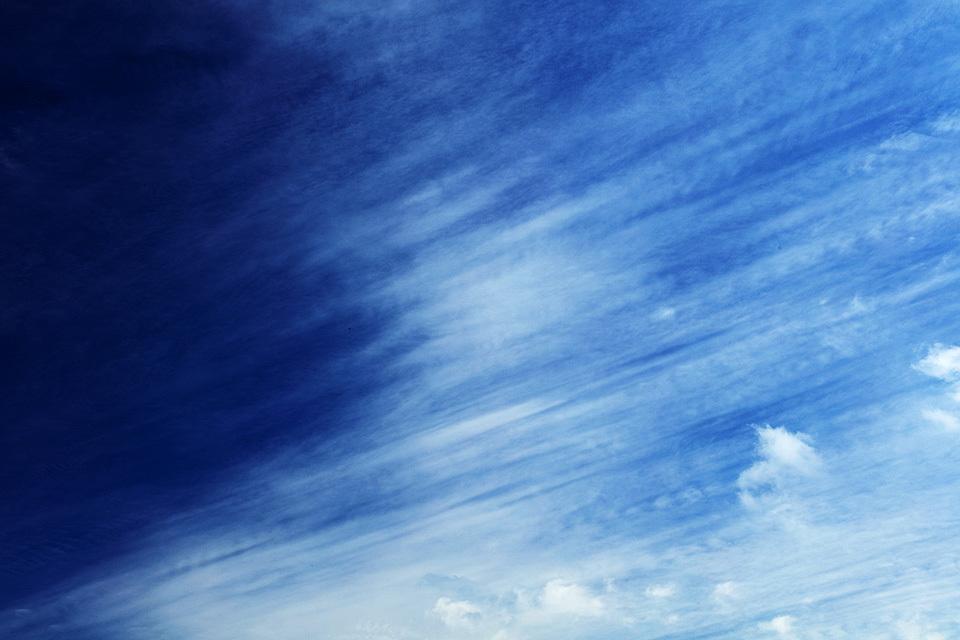 巻積雲二態 #1
