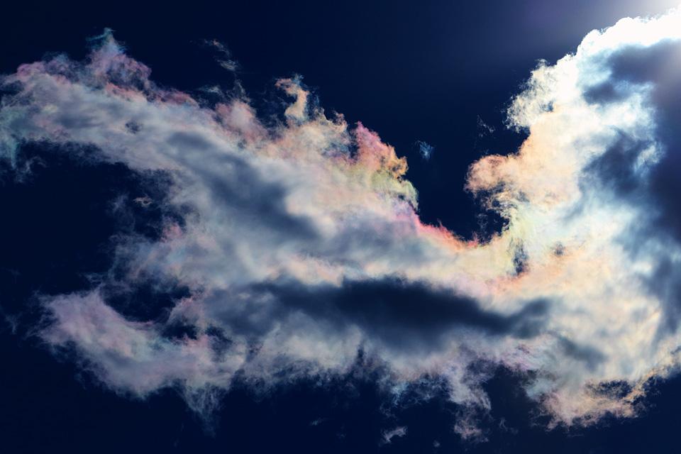 彩雲・瑞雲・景雲・紫雲・・・何でもいいから吉兆であってくれ! #2