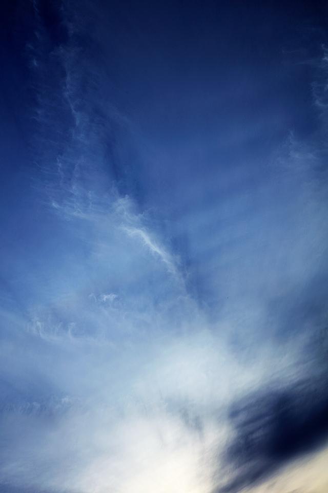青天の光と影 #2