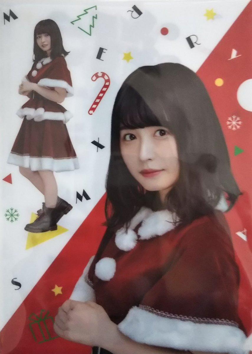 長濱ねる 2020 クリスマス 済み (2)