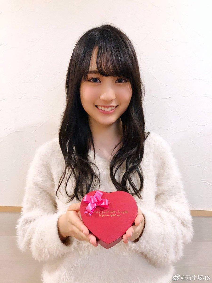 賀喜遥香 2021 済み バレンタインデー