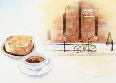 ブレッドコーヒー5