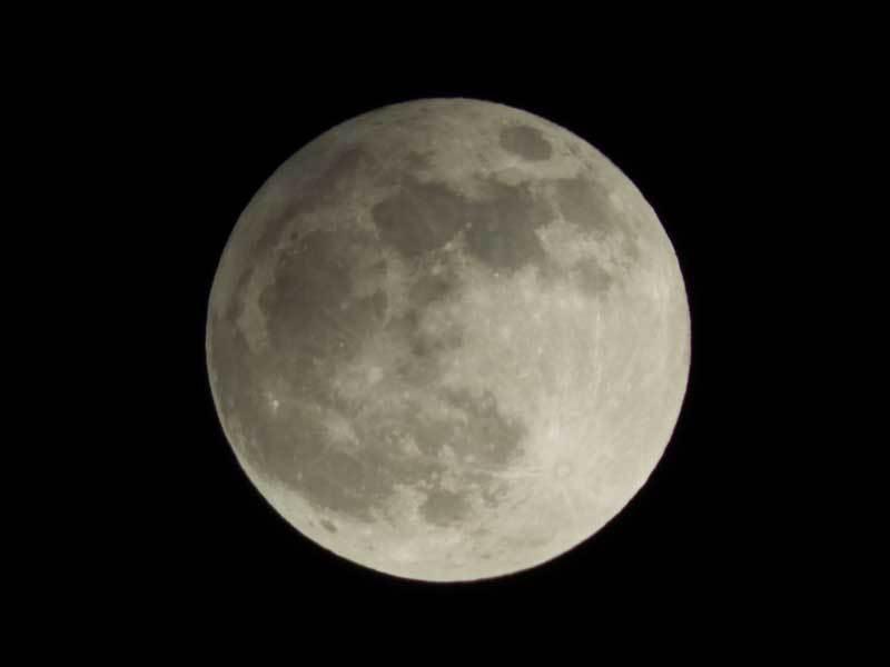 2020年11月30日半影月食