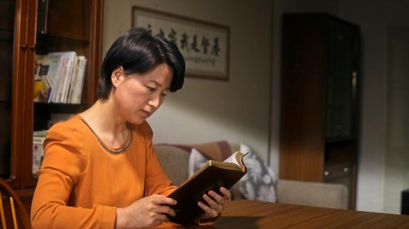基督徒在讀神的話