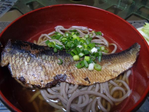 2/28 家食・ニシン蕎麦