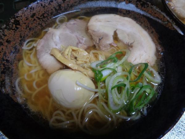 3/22 くろおびラーメン醤油味(竹田)