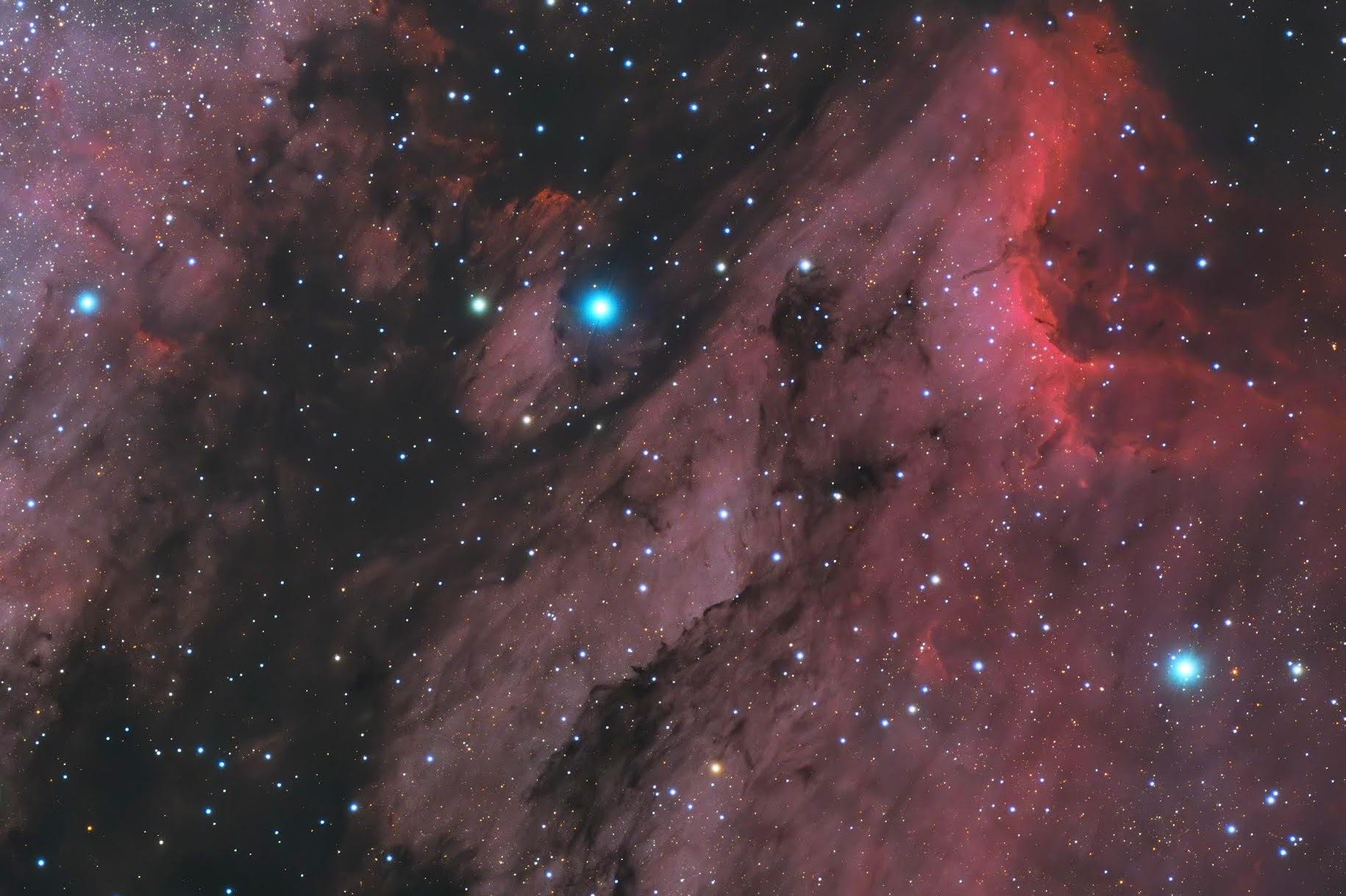 20200528_0701 アメペリ星雲 FSQ106 6200MM Twin RGB_AOO denoise
