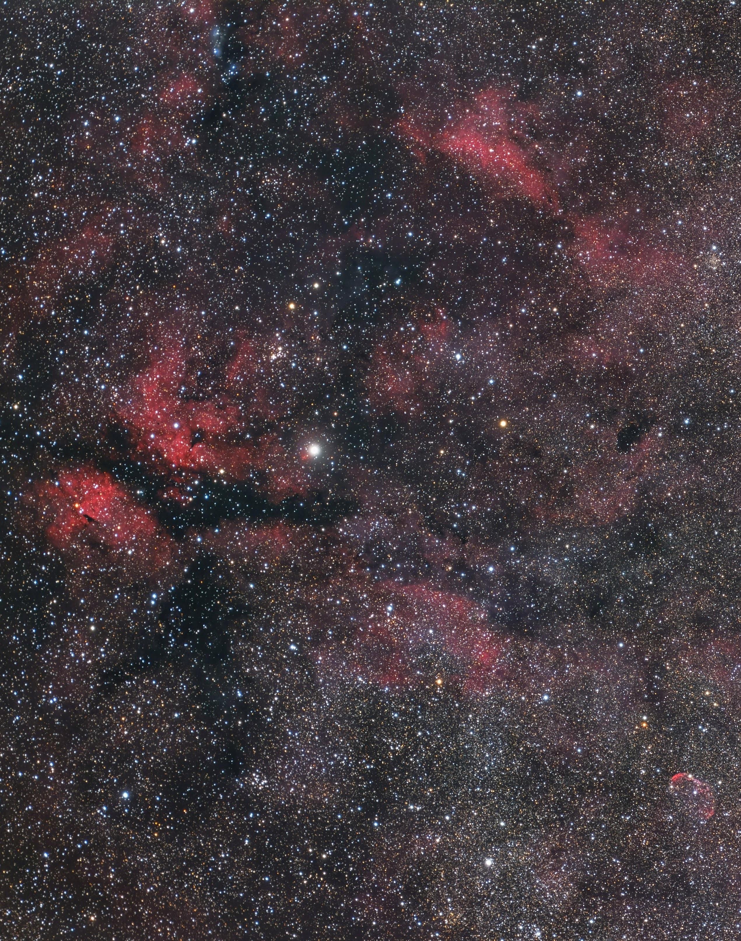 saddle redcat51 2400MC _ EOS6D starnet (1)
