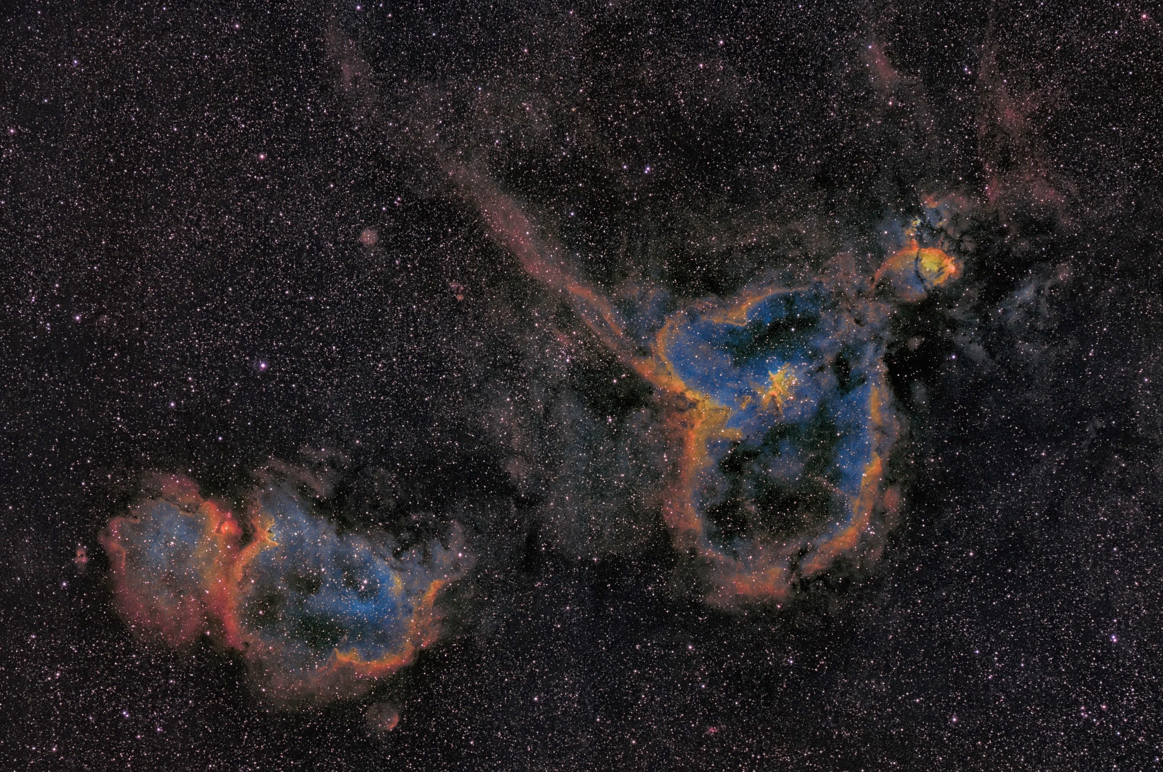 ハート&ソウル星雲
