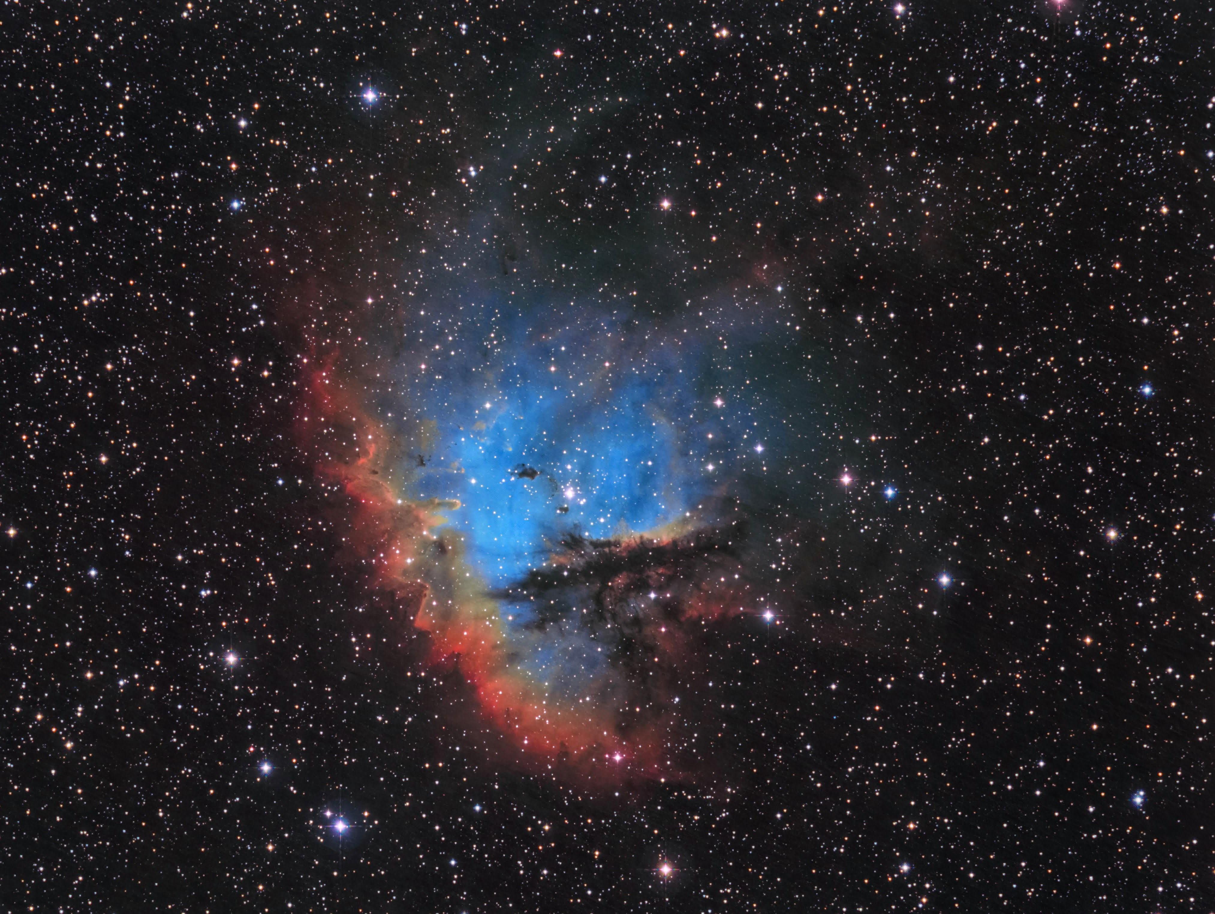 NGC281 SAO RGBstar