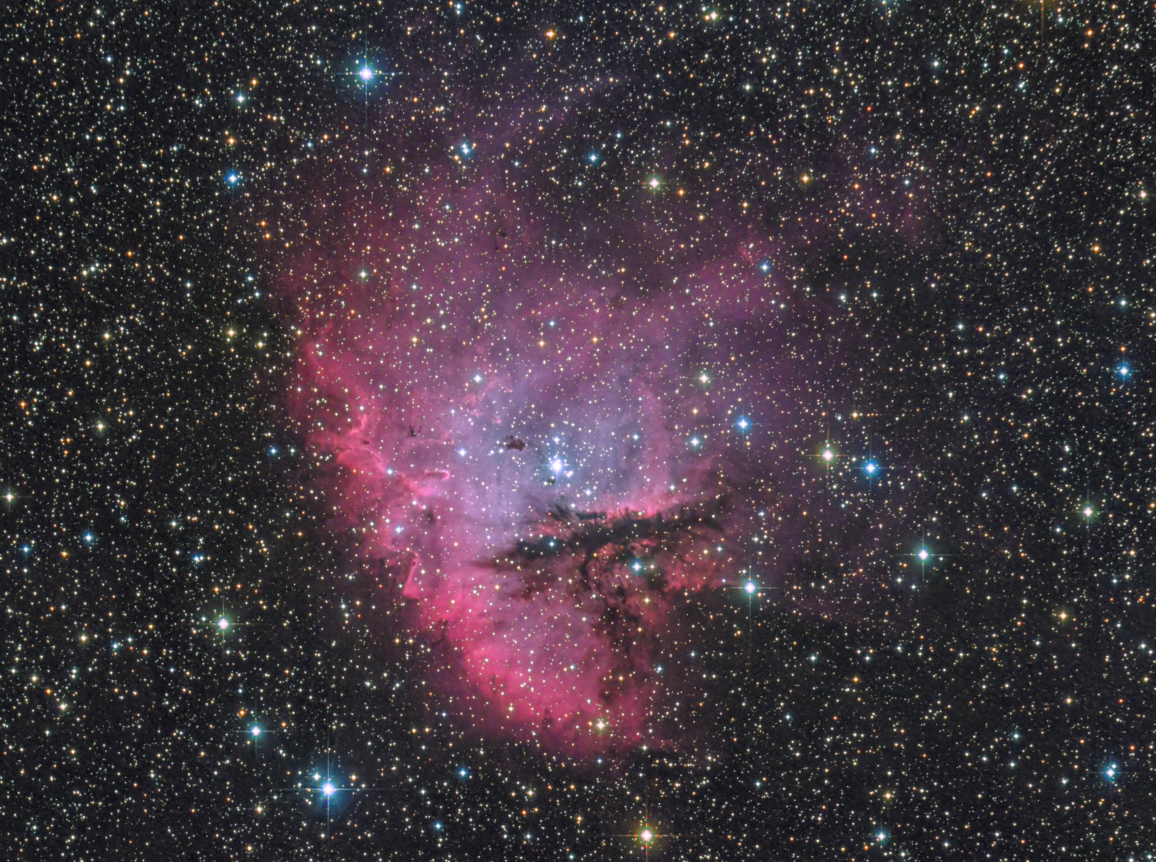 NGC281 HaRGB tDG (1)