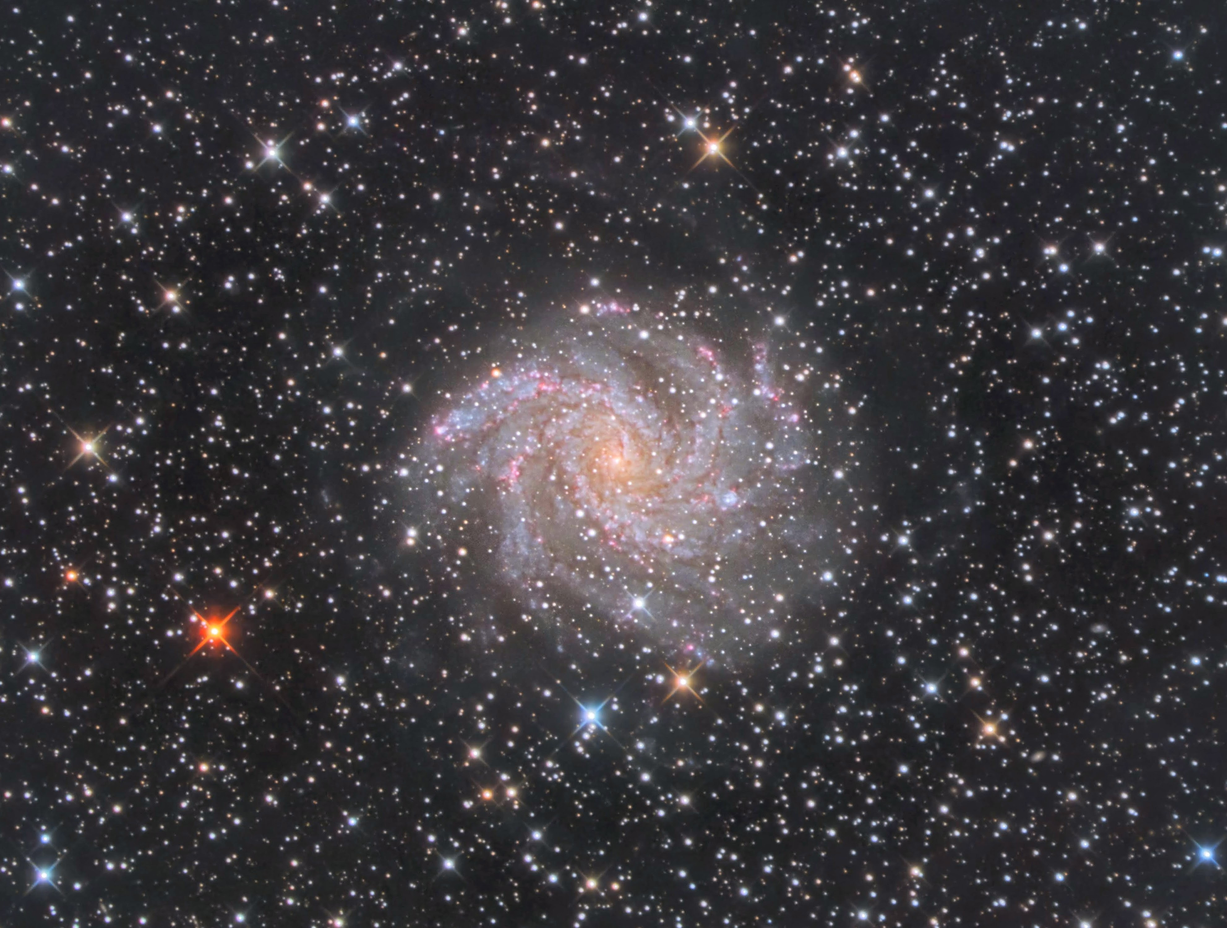 20200818 大芦高原_20200620 八塔寺 NGC6946 u-250crs 1600MM2 gain139 300s LRGB denoise2