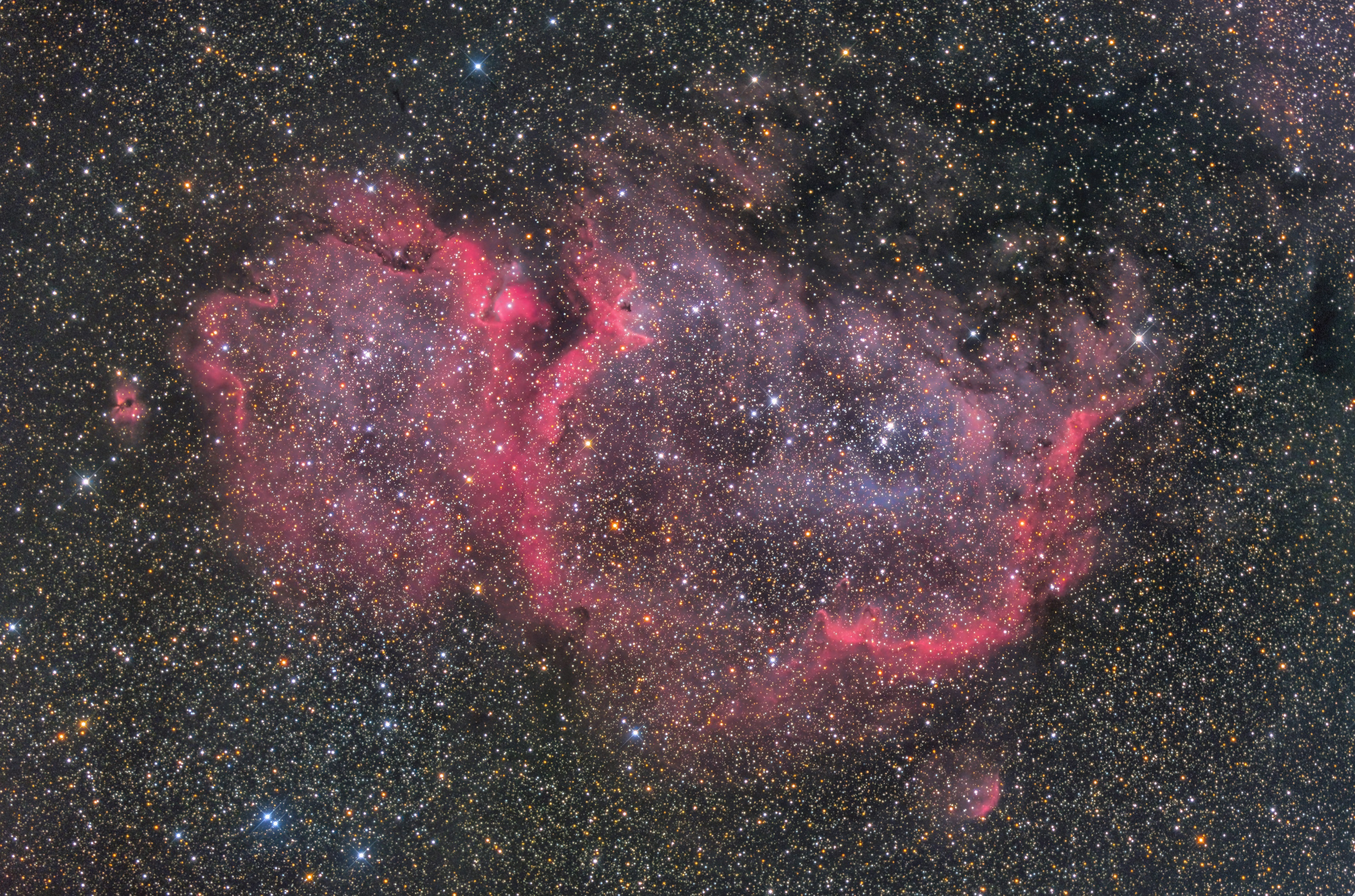 IC1848 HaRGB