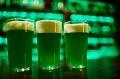飲み物-グリーンビール