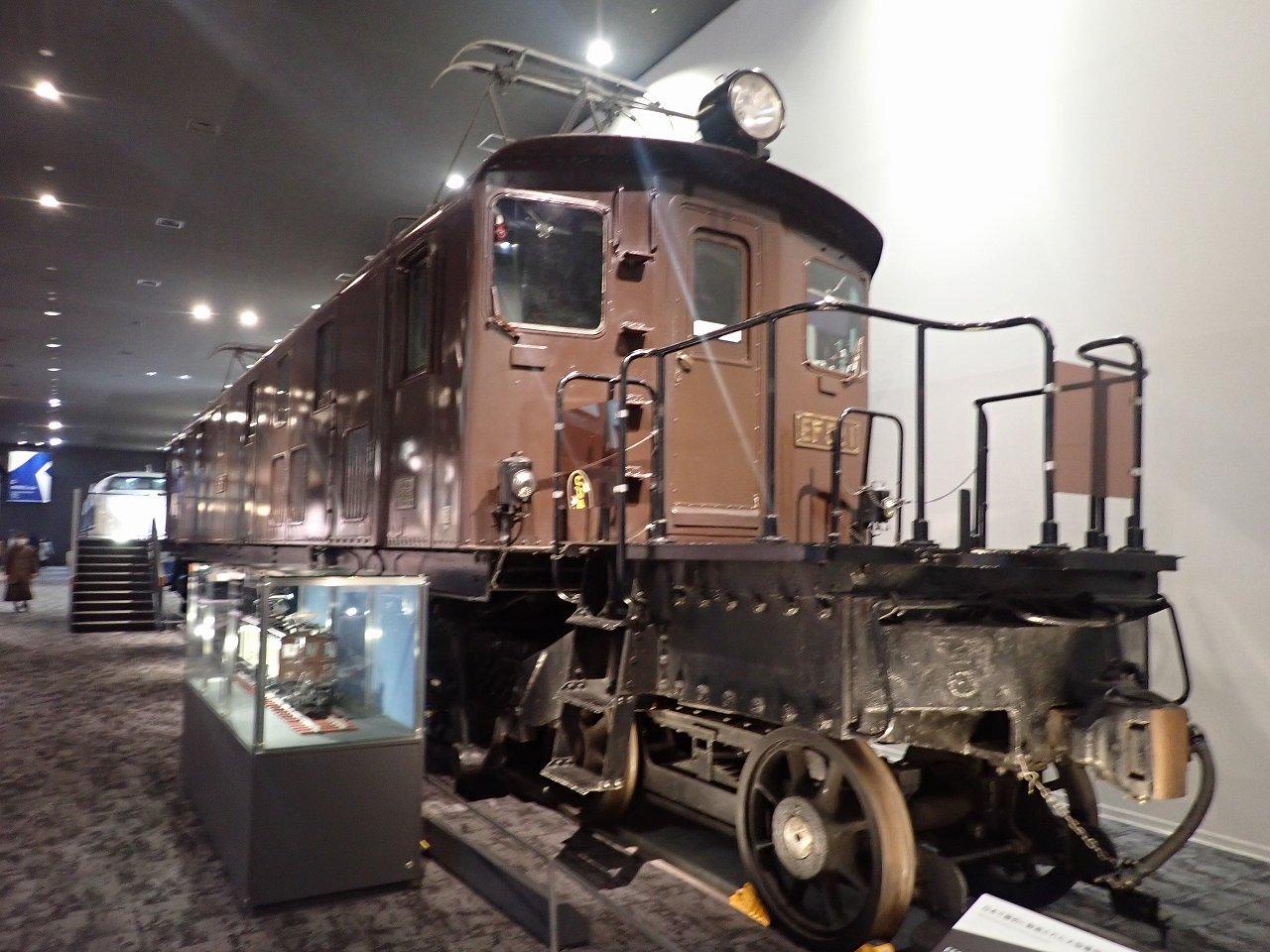 大型電気機関車EF52形