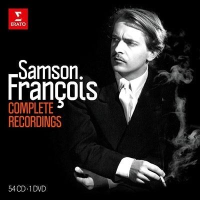 サンソン・フランソワコンプリート・レコーディングズ【激安54CD-BOX】Samson Francois Complete Recordings
