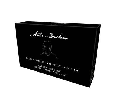 ワレリー・ゲルギエフ ブルックナー交響曲全集【激安4BD_6DVD】Valery Gergiev The Complete Bruckner Symphonies