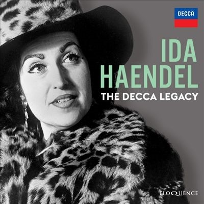 イダヘンデル デッカへの遺産【激安6CD-BOX】Ida Haendel The DECCA Legacy