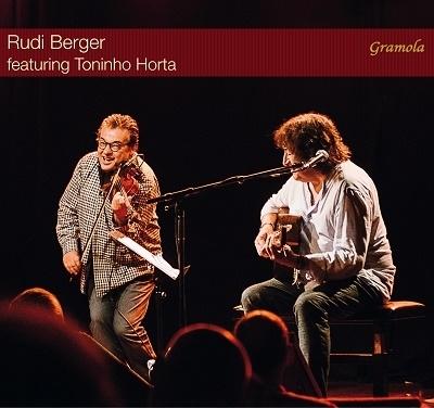 ルディ・ベルガー・フィーチャリング・トニーニョオルタ【激安CD】Rudi Berger featuring Toninho Horta