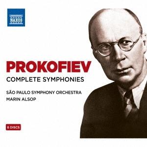 マリン・オルソップ プロコフィエフ交響曲全集【激安6CD-BOX】Marin Alsop Prokofiev Complete Symphoies