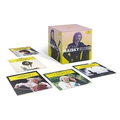 ミッシャ・マイスキー ドイツ・グラモフォン録音全集【激安44CD-BOX】Mischa Maisky Complete Recordings on DG