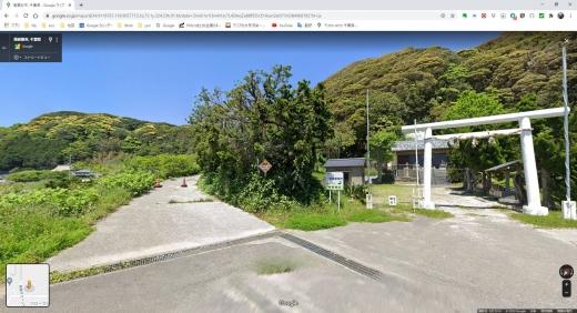 畑2号線神明神社