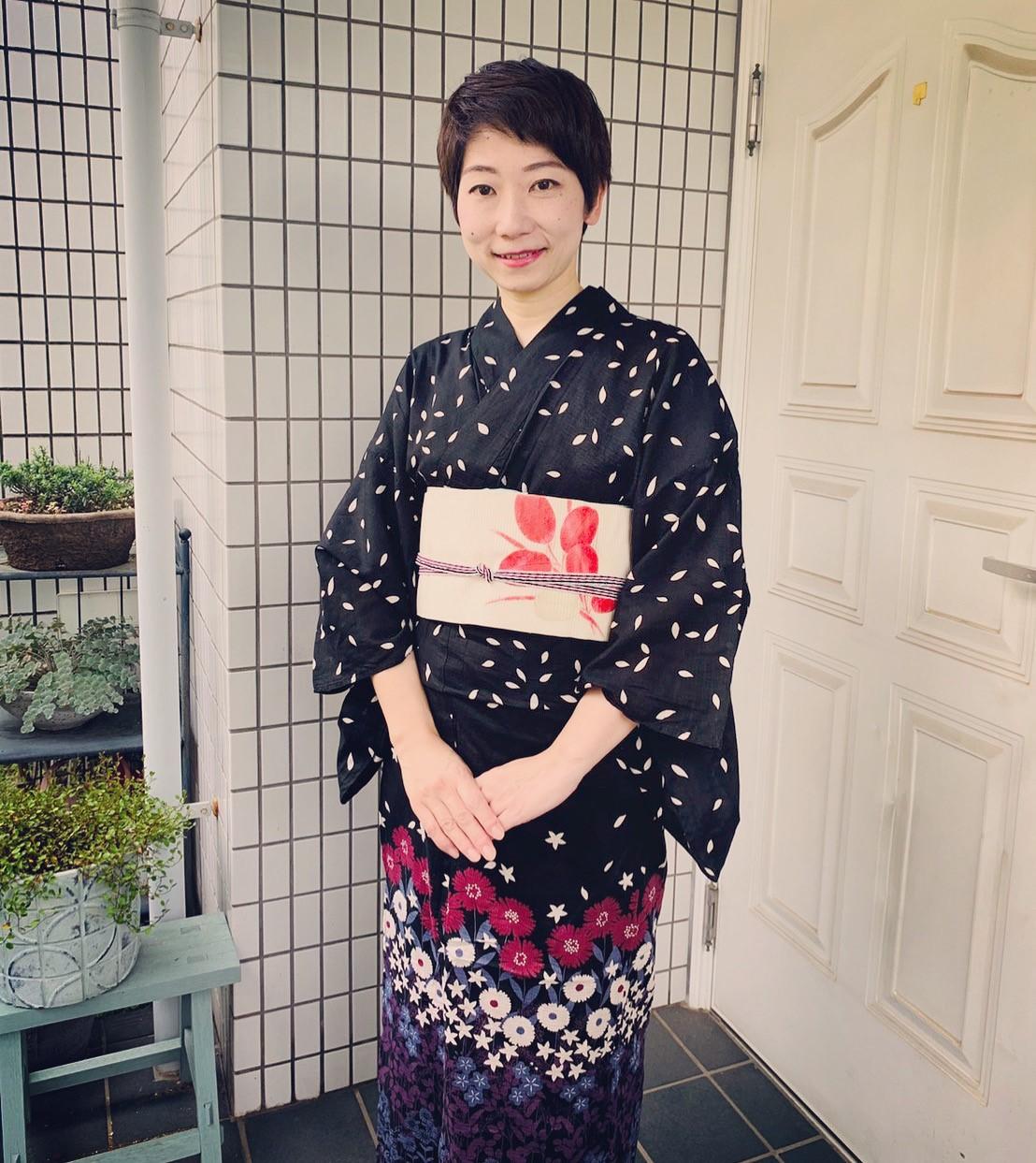 浴衣ケイタマルヤマ