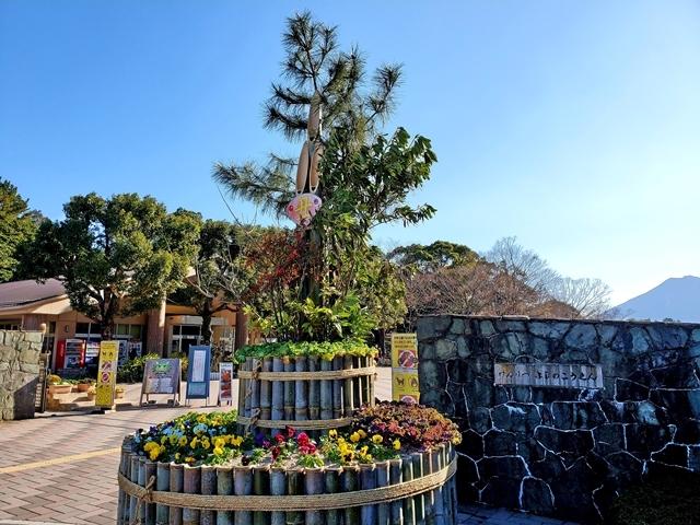 冬 吉野公園1
