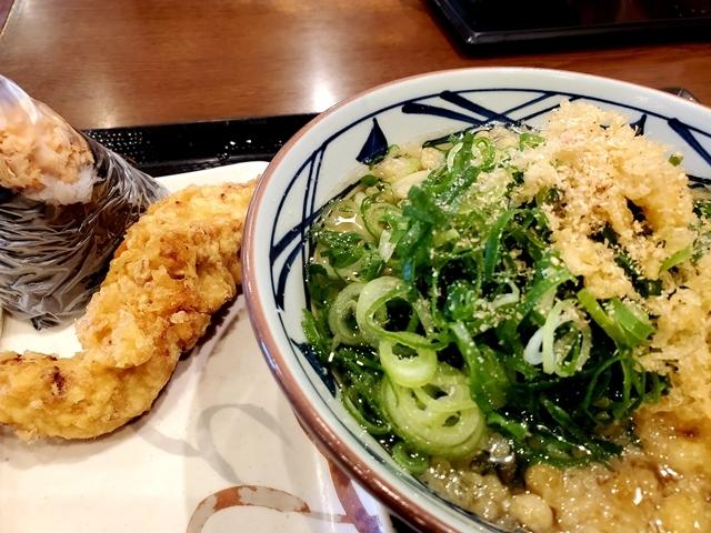 丸亀製麺セット