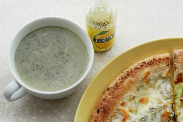 スープとレモスコ