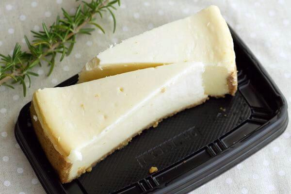 チーズケーキ2ピース