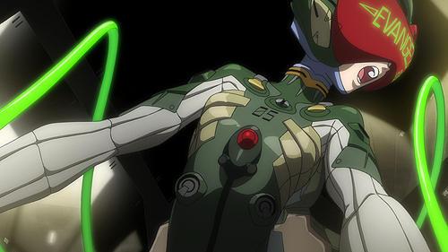 映画エヴァンゲリオン新劇場版破-02