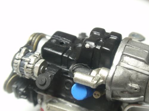 エンジン組立