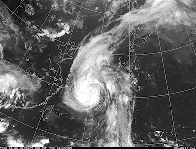 台風10号202009061850-00