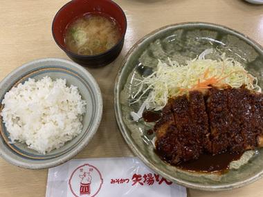 矢場とん 味噌カツ ロースカツ 名古屋めし B級グルメ コロナ禍 緊急事態宣言 解除 延長 会食