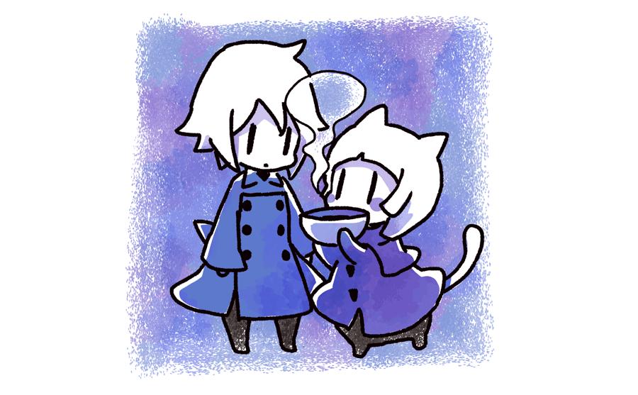 マオラとニクス(お礼)