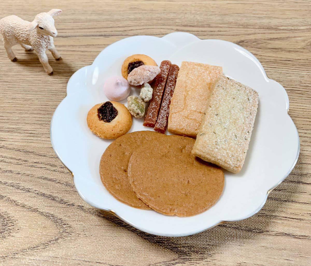 恵那 銀の森 クッキー