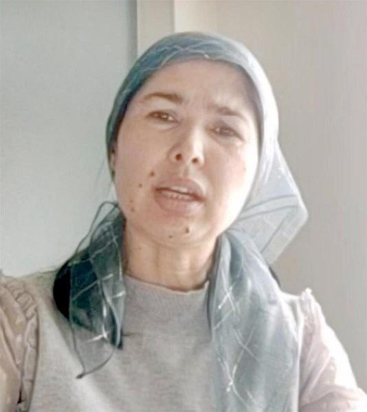 「おまえたちは動物以下だ」ウイグル人元収容女性、トゥルスナイ・ズヤウドゥンさん証言詳報