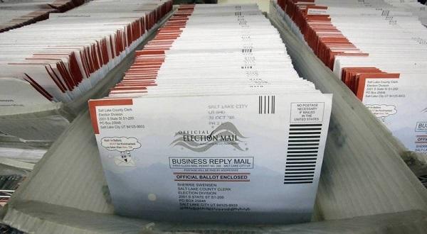 20201108不正選挙の証拠多数!支那の宅配企業が投票用紙を配達←違法・集計ソフトにも問題・消印詐称に捜査