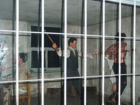 韓国・ソウルにある「西大門刑務所歴史館」の展示物は、全て嘘出鱈目、捏造・偽造のオンパレード