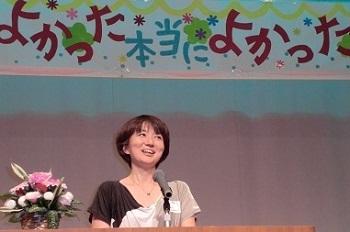 この民放の女性記者は、毎日放送(MBS)の斉加尚代(報道局 ニュースセンター)と言われている。