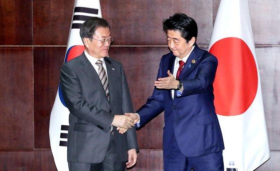 「福島海洋排出、韓国の100分の1」…文大統領にデータ突き付けた安倍首相20201021韓国「福島汚染水放流なら提訴」!韓国は日本の130倍放流!日本学術会議も処理水を汚染水と呼ぶ