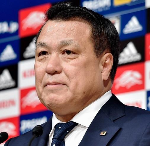 日本サッカー協会(JFA)会長兼日本オリンピック委員会(JOC)副会長の)田嶋幸三は、韓国から金で買収され、女でハニトラにかけられている!