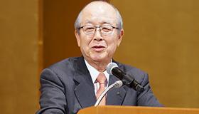 大山健太郎(趙鏞世):悪徳企業「アイリスオーヤマ」会長