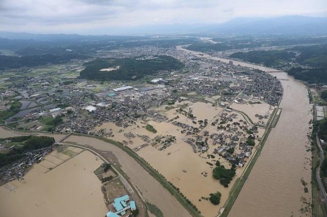 20200705民主党政権が球磨川水系ダム中止させた!川辺川ダム中止から11年後に球磨川が氾濫し多数の犠牲者