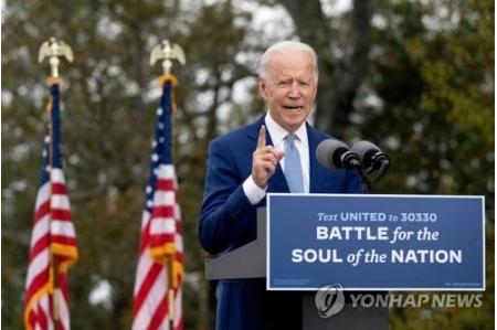 米軍撤収脅迫で「韓国ゆすり」しない 米大統領選のバイデン候補