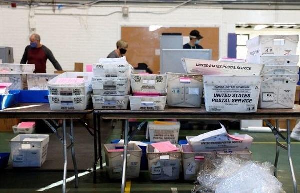 アメリカ大統領選挙、ペンシルベニア州裁判所が郵便投票の一部を無効と判断