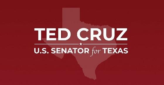Senator Ted Cruz@SenTedCruz